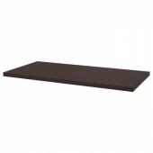 ВЭСТАНБИ Столешница, темно-коричневый, 170x78x5 см
