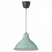 ФОТО Подвесной светильник, зеленый, 38 см