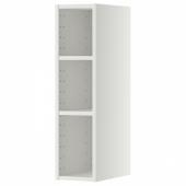 МЕТОД Каркас навесного шкафа, белый, 20x37x80 см
