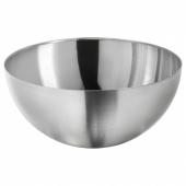БЛАНДА БЛАНК Сервировочная миска, нержавеющ сталь, 28 см