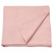 ВОРЕЛЬД Покрывало, светло-розовый, 150x250 см