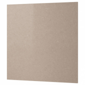 РОХУЛЬТ Настенная панель под заказ, темно-бежевый под мрамор, кварц, 1 м²x1.2 см
