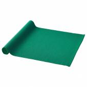 УТБЮТТ Дорожка настольная, темно-зеленый, 35x130 см