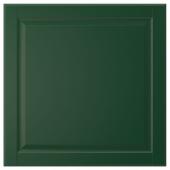 БУДБИН Дверь, темно-зеленый, 60x60 см