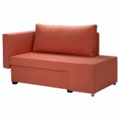 ГРЭЛЛЬСТА 2-местный диван-кровать, Сандсбру оранжевый