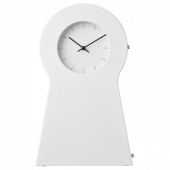 ИКЕА ПС 1995 Часы, белый