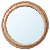 УППНОРЭ Зеркало, ротанг, 23 см