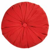 САММАНКОППЛА Подушка, круглой формы красный, 40 см