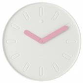 СЛИПСТЕН Настенные часы, белый, 35 см