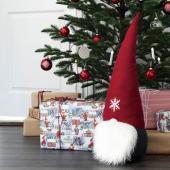 ВИНТЕР 2020 Украшение, Санта Клаус красный, 78 см