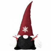 ВИНТЕР 2020 Украшение, Санта Клаус красный, 35 см