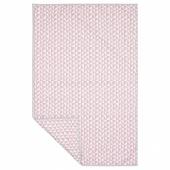 ЛУРВИГ Одеяло, розовый, треугольник, 100x150 см