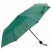 КНЭЛЛА Зонт, складной зеленый, черный