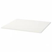 МЕЛЬТОРП Столешница, белый, 75x75 см