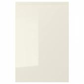ВОКСТОРП Дверь, глянцевый светло-бежевый, 40x60 см
