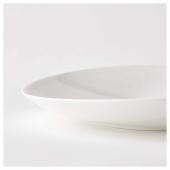 ШИН Тарелка десертная, белый, 22 см