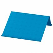ИСБЕРГЕТ Подставка для планшета, синий, 25x25 см