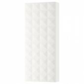 ГОДМОРГОН Навесной шкаф с 1 дверцей, Решён белый, 40x14x96 см