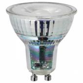 ЛЕДАРЕ Светодиод GU10 345 лм, регулируемая яркость, теплый