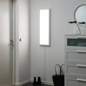 ФЛОАЛЬТ Светодиодная панель, регулируемая яркость белый спектр, 30x90 см