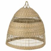 ТОРАРЕД Абажур для подвесн светильника, водоросли, 55 см