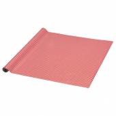 ВИНТЕР 2020 Рулон оберточной бумаги, орнамент «полоска» красный/белый, 3x0.7 м