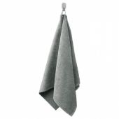 ГЭРЕН Полотенце, классический серый, 50x100 см