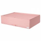 СТУК Сумка для хранения, розовый, 71x51x18 см