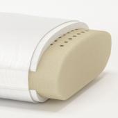 ПРАКТВЭДД Эргономичная подушка д/сна на боку, 44x67 см