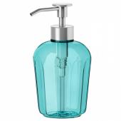 СВАРТШЁН Дозатор для жидкого мыла, бирюзовый