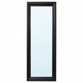 ТОФТБЮН Зеркало, черный, 52x140 см