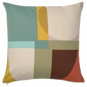 СТЕМЭТАРЕ Чехол на подушку, разноцветный, 50x50 см