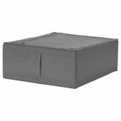 СКУББ Сумка для хранения, темно-серый, 44x55x19 см