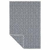 ЛУРВИГ Одеяло, черный, треугольник, 100x150 см