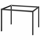 ТЭРЕНДО Подстолье, черный, 110x67 см