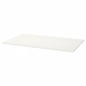 МЕЛЬТОРП Столешница, белый, 125x75 см