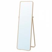 ИКОРННЕС Зеркало напольное, ясень, 52x167 см