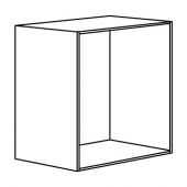 ОПХУС Каркас, белый, 60x40x60 см