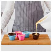 СОККЕРТАКА Формочка для выпечки, разные цвета разные цвета