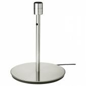 СКАФТЕТ Основание настольной лампы, никелированный, 38 см
