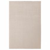 ТЮВЕЛЬСЕ Ковер, короткий ворс, белый с оттенком, 200x300 см