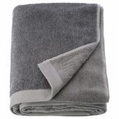 ХИМЛЕОН Простыня банная, темно-серый, меланж, 100x150 см