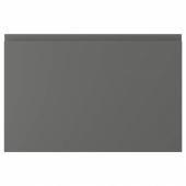 ВОКСТОРП Дверь, темно-серый, 60x40 см