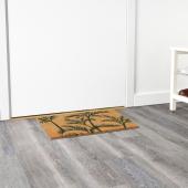 СОММАР 2020 Придверный коврик для дома, зеленый пальма, неокрашенный, 40x60 см
