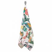 ГРЮККАН Полотенце, разноцветный, 50x100 см