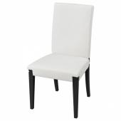 ХЕНРИКСДАЛЬ Каркас стула, темно-коричневый