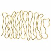 ВИНТЕР 2020 Гирлянда, жемчужины золотой, 5 м