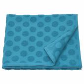 МОЛСЕЛЬВА Банное полотенце, синий, 70x140 см
