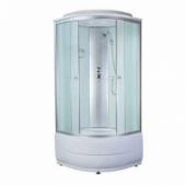Душевая кабина Aquacubic 3102D fabric white 90*90*220