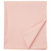 ДВАЛА Простыня, светло-розовый, 150x260 см